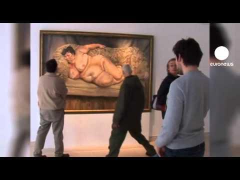 Realist ressam Lucian Freud öldü