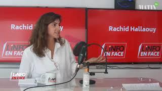 L'info en Face : parole aux jeunes avec Sarina Amini