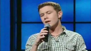 Scotty McCreery - I Love You This Big - Live with Regis and Kelly (American Idol Season 10)