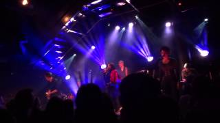 """Asa """"Dead again"""" live - Lyon 27/03/2015"""
