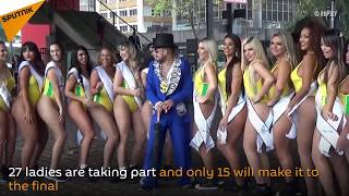 Heat is REAL at Miss BumBum 2018 Contest in Brazil