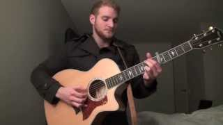 Walk Away- Ben Harper (Joey Busse Cover)