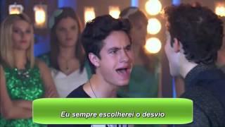 """Soy Luna - Open Music 3 - Os rapazes cantam """"Prófugos"""" [Legendado em Português]"""