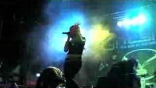 """Paula DeAnda-""""Make Em Clap"""" live"""