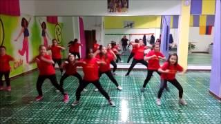 Zumba Kids- Chantaje- Shakira ft. Maluma-  Choreography by Cielo...