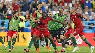 EURO 2016 | Portugal vs Francia 1-0 Full HD 1080p
