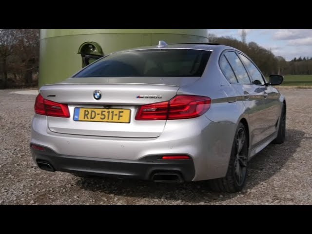 BMW M550d (G30)