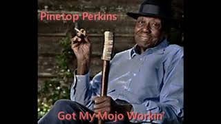 Pinetop Perkins-Got My Mojo Workin'
