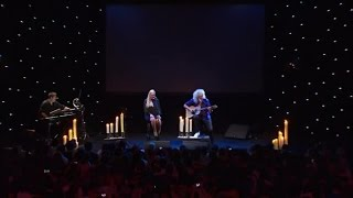 Brian May & Kerry Ellis - Dust In The Wind (Live at Montreux 2013)