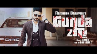 Gunda Zone | Ramneek Dhaliwal |  New Punjabi Song 2019 |  Full Video  |  Latest Punjabi Song 2019