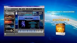 Omnisphere Pads para Kontakt 5 - Demo