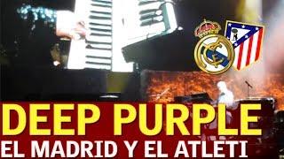 Deep Purple, el himno del Madrid y el del Atleti |Diario AS