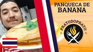 Panqueca de Banana (Tailandesa)