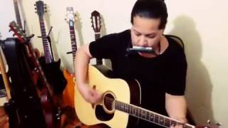 Neil Young - Heart of gold ( Acoustic cover) #CrisOliveira
