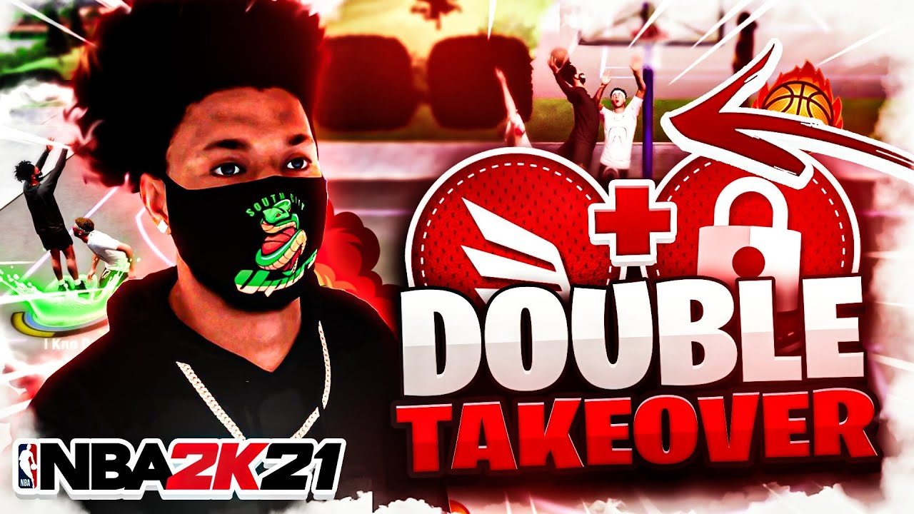 DnellTV - FASTEST WAY TO GET DOUBLE TAKEOVER FOR NEXT GEN NBA 2K21! BEST BADGES FOR EVERY BUILD! GAME BREAKING