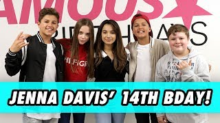 Jenna Davis' 14th Birthday