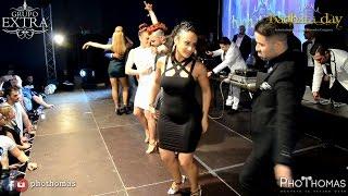 Grupo Extra ft. Pelo D'Ambrosio [► Y Que Paso] @ Bachata Day 2017
