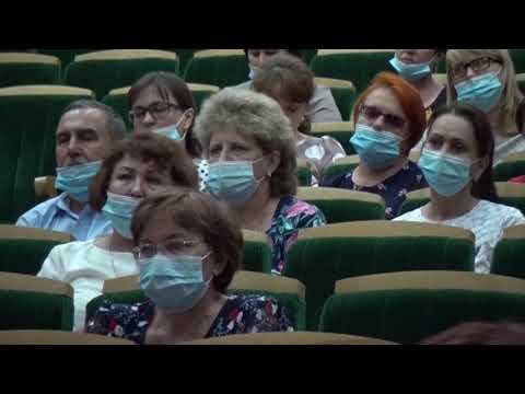 Встреча альшеевцев с Динаром Гильмутдиновым