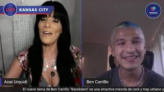 ENTREVISTA EXCLUSIVA CON BEN CARRILLO