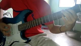 Deus está no controle-Sarah, Guitar couver