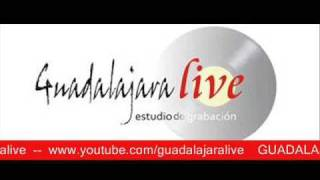 DEJATE AMAR - DS (ACUSTICO) Guadalajara Live & Alex Agredano LabsRecords