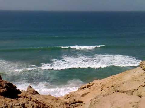 Atlantic Ocean near Laayoune #Morocco
