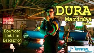 Daddy Yankee - DURA - The best Marimba remix ringtone for iPhone