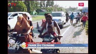 TRAUMA! Warga Donggala Panik Lihat Air Laut Naik yang Dikira Tsunami - BIP 03/10