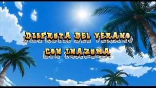 Disfruta el Verano con INAZUMA ELEVEN!!!