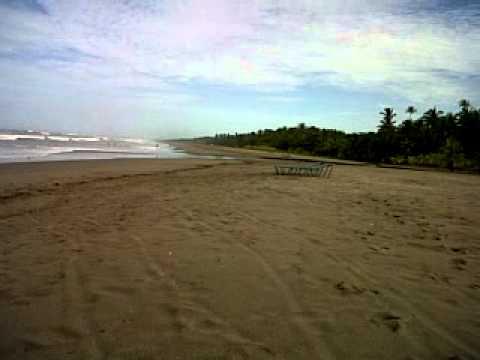Playa en Montelimar – Nicaragua. 2011