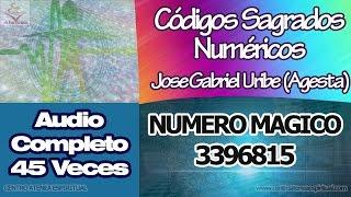 CODIGOS SAGRADOS NUMERO MAGICO  3396815.