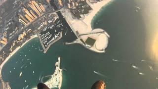 Dubai Helicopter Jump