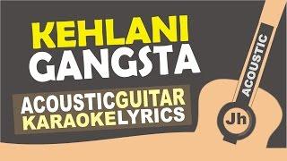 Kehlani - Gangsta (From Suicide Squad: The Album) [ Karaoke Acoustic ]