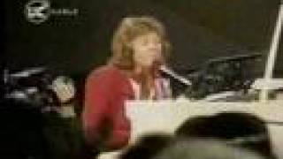 Umberto Tozzi Cantando en vivo Gloria , Chile Canal13