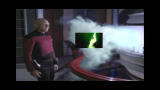 what are you laughing at picard? II