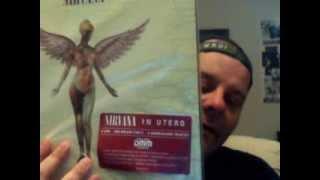 NIrvana In Utero 20th Anniversary Vinyl