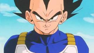 Vegeta Transforms Into A Super Saiyan (High Quality Japanese)