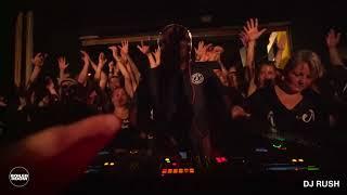 DJ Rush DESTROYS Boiler Room with jackin' hard-tech banger