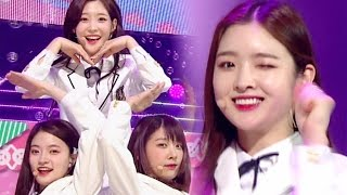 《EXCITING》 DIA (다이아) - Will you go out with me (나랑 사귈래) @인기가요 Inkigayo 20170507