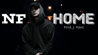 "*SOLD* NF x Hopsin Type Beat ""Home"" Determined, Energetic Orchestral Trap Instrumental"