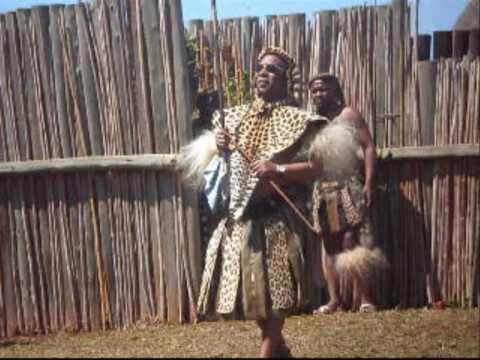 Dancing for the King of the Zulus – Natanya van der Lingen