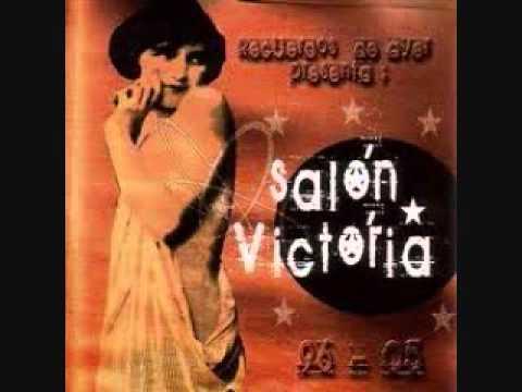 De Tu Vida Menos de Salon Victoria Letra y Video