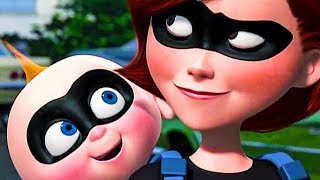 INCREDIBLES 2 Full Movie Trailer (2018) Animation, Kids & Family