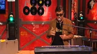 """José Cid toca ao piano a versão DJ de """"A Cabana"""" - Luís Filipe Borges - 5 Para a Meia Noite"""