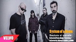 System of a Down -  Bautura si manele