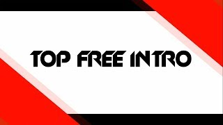 "Top 10 Free Intro Templates ""After Effects Intro Template"" No Plugins+Download"