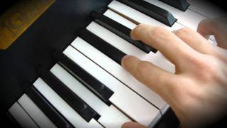 How To Play 4 Four Chord Song - Axis of Awesome ( Piano Tutorial)