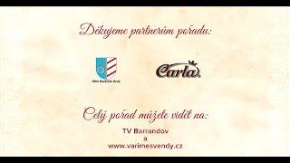 Sestřih - 15.díl Vaříme s Vendy! Pořad o vaření na TV Barrandov