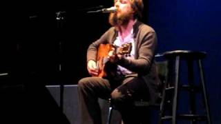 "Iron and Wine- ""Such Great Heights"" Live in NYC"