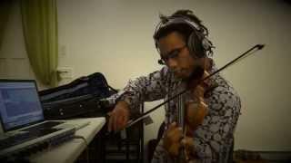 Moo moo Meadows - violin cover - Mario kart 8